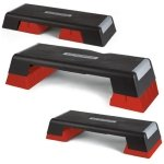 TOORX - Step Professionale regolabile su 3 altezze PRO AHF-003