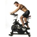 TOORX - Spinning bike magnetica e a tampone con volano 24 kg e fascia cardio OMAGGIO - SRX 500