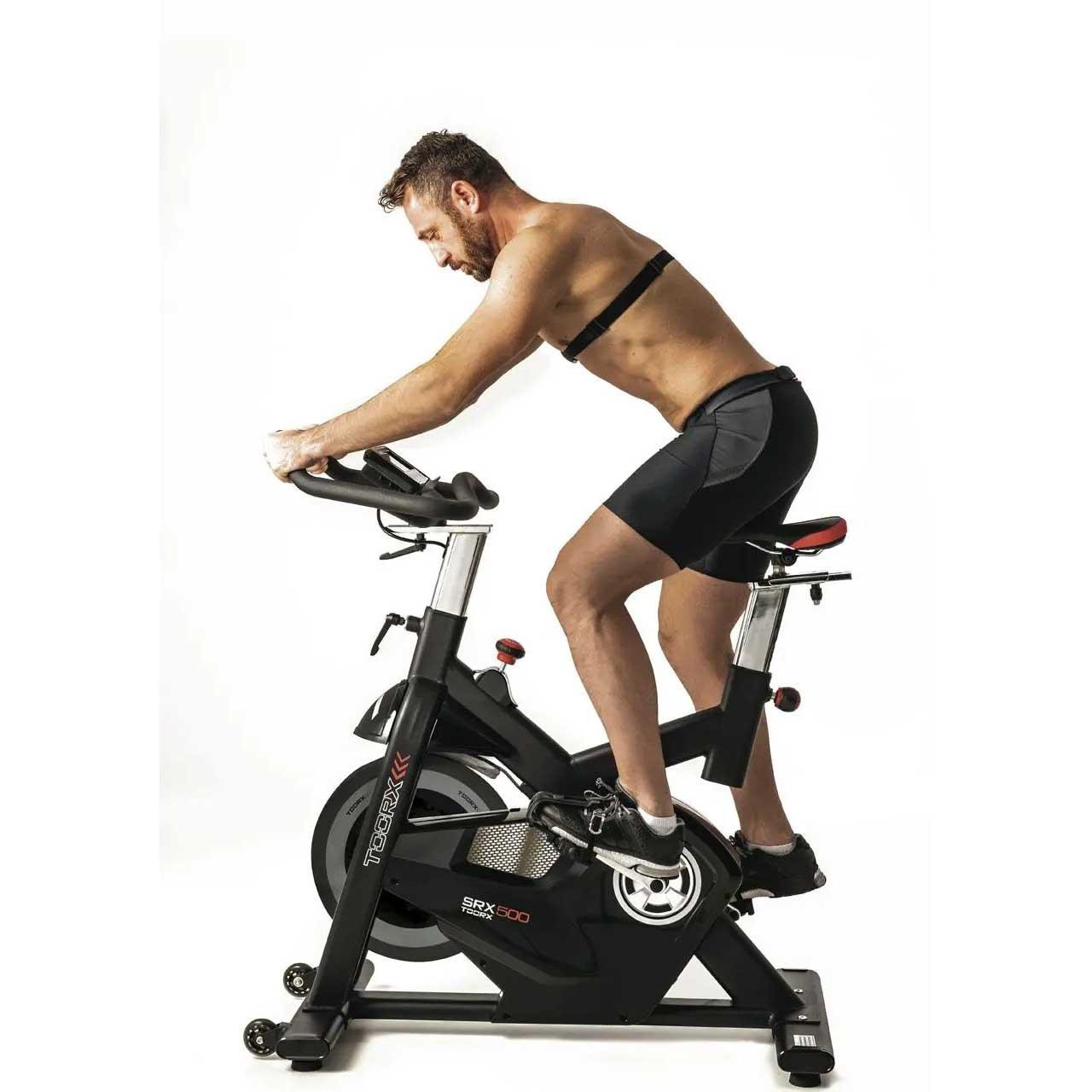 TOORX SRX 500 Spin bike magnetica
