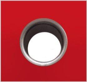 TOORX - Disco bumper microcarico - micro carico - fractional foro 50 mm