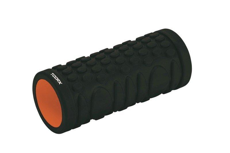 Toorx - Rullo da massaggio e allenamento yoga - Nero