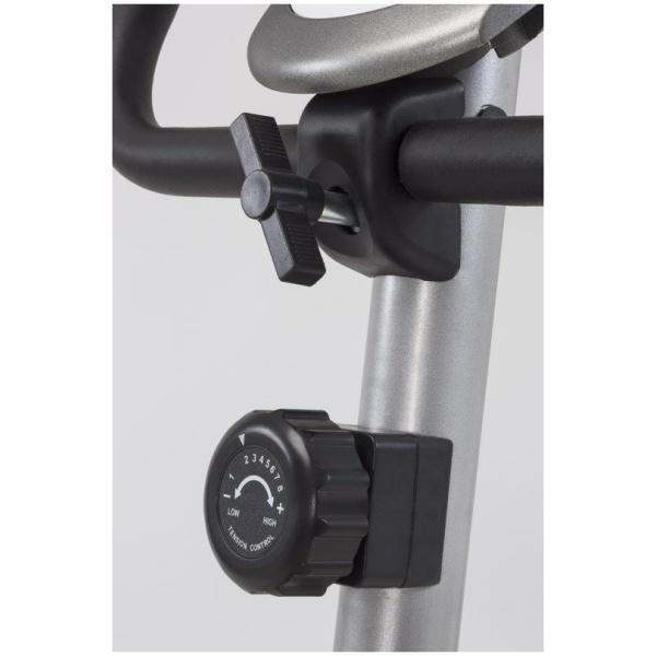 Cyclette verticale TOORX BRX-60 - Regolazioni