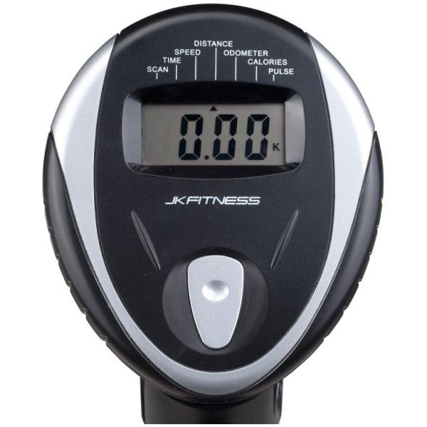 JK FITNESS - Cyclette orizzontale recumbent Performa 305