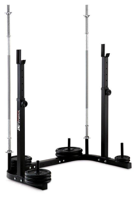 JK FITNESS - Portabilanciere Squat rack JK 6065