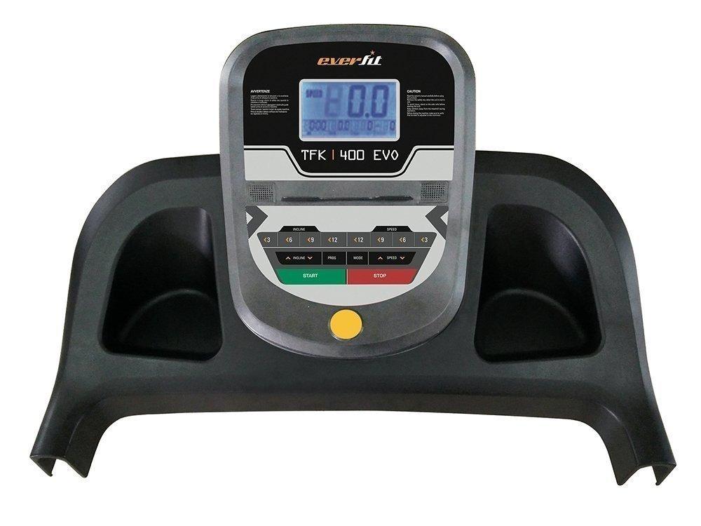EVERFIT - Tapis roulant motorizzato TFK 400 EVO