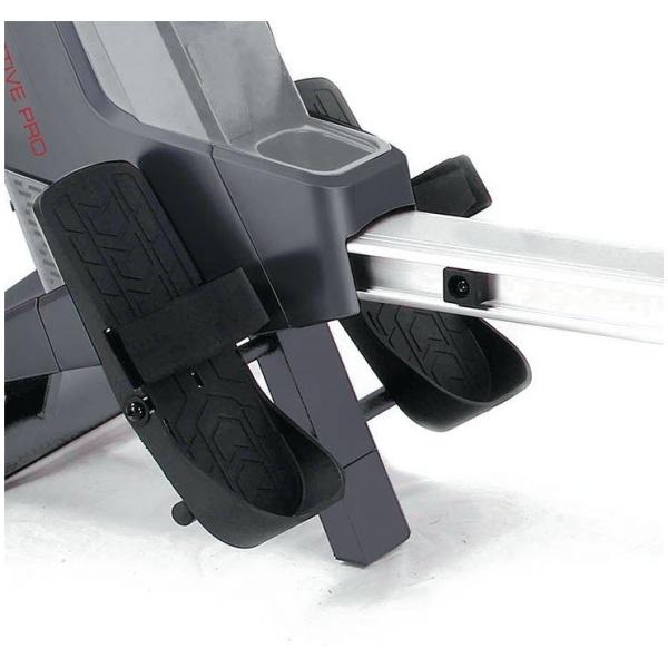 TOORX - Vogatore salvaspazio elettromagnetico a remata singola ROWER ACTIVE PRO