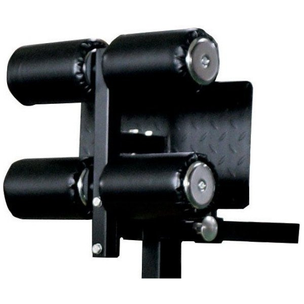 TOORX - Panca GHD lombare regolabile multiposizione Professionale WBX 250