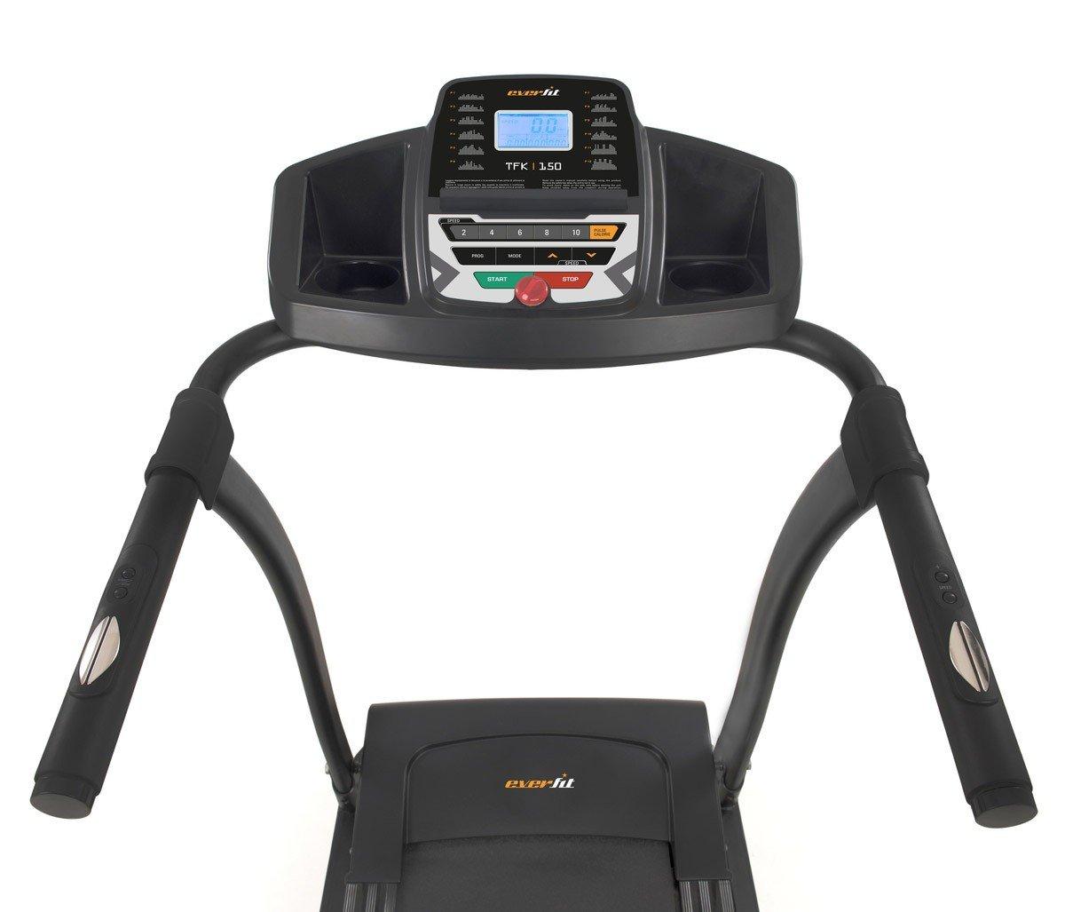 EVERFIT - Tapis roulant motorizzato TFK 150
