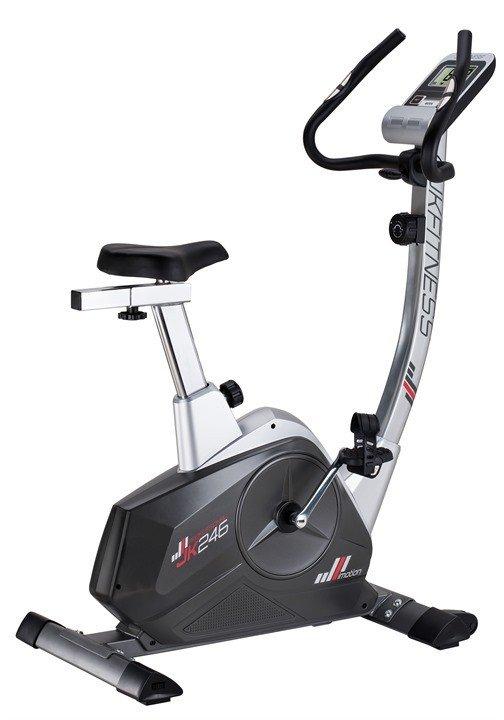JK FITNESS - Cyclette magnetica con volano 10 kg - JK  246