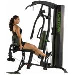 TUNTURI - Stazione multifunzione con pacco pesi 60 kg HG60 Home gym