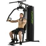 TUNTURI - Stazione multifunzione con pacco pesi 60 kg HG20 Home Gym
