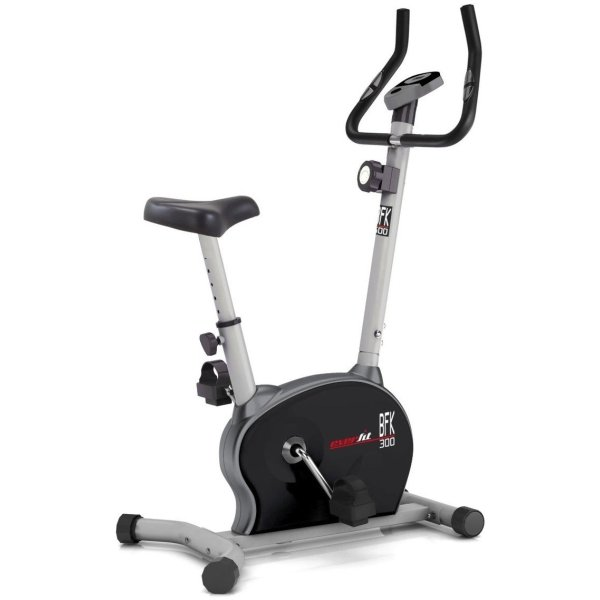 EVERFIT - Cyclette magnetica BFK 300 volano 4kg