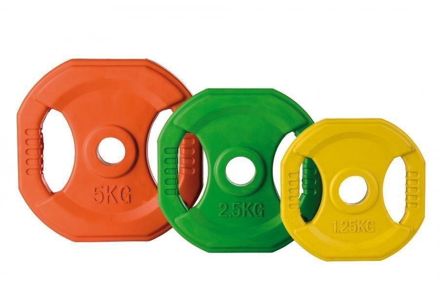 JK DIAMOND - Kit pesi Body Pump 20 kg