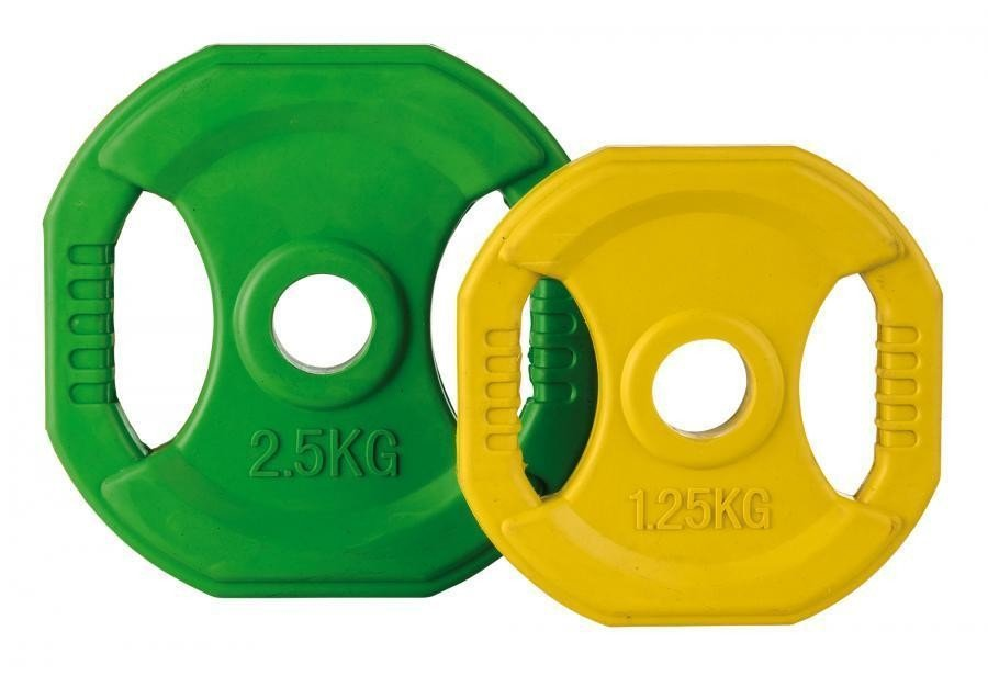 JK DIAMOND - Kit pesi Body Pump 7,5 kg