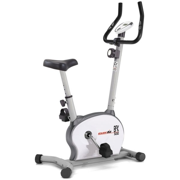 EVERFIT - Cyclette magnetica BFK 500 volano 5kg