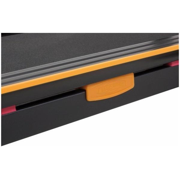 EVERFIT - Tapis roulant salvaspazio TFK 455 SLIM HRC