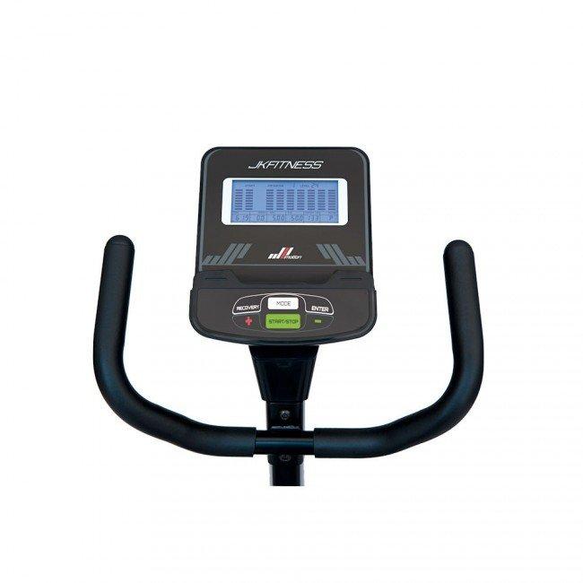 JK FITNESS - Cyclette orizzontale elettromagnetica JK 326
