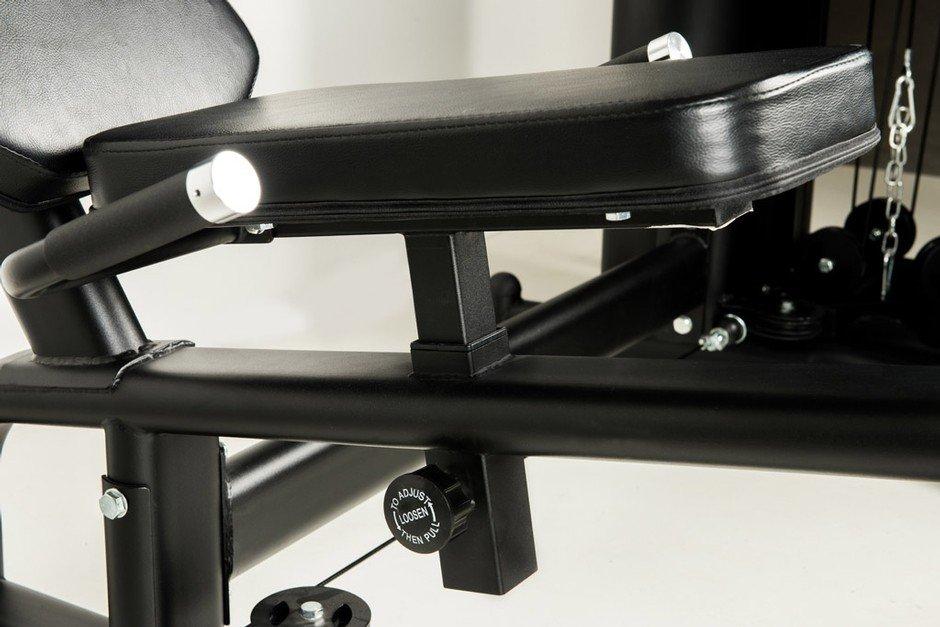 TOORX - Accessorio per multi funzione LEG PRESS MSX3000