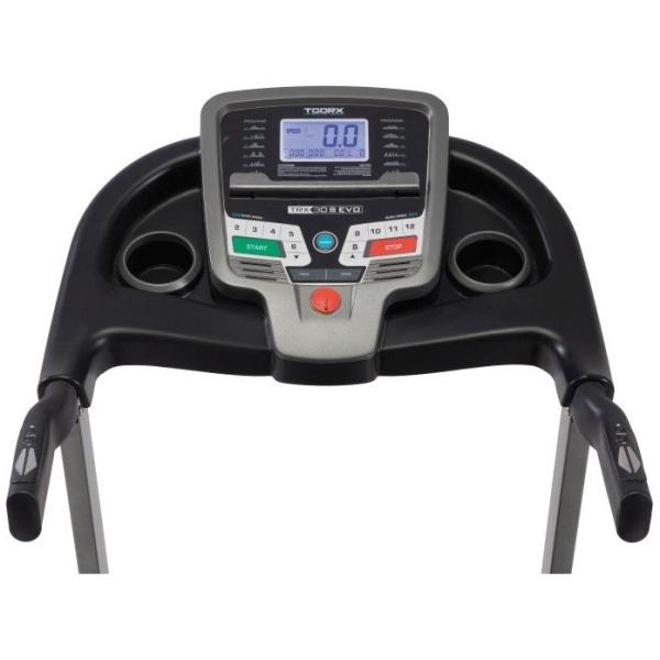 TOORX - Tapis roulant motorizzato con inclinazione manuale TRX 30 S EVO