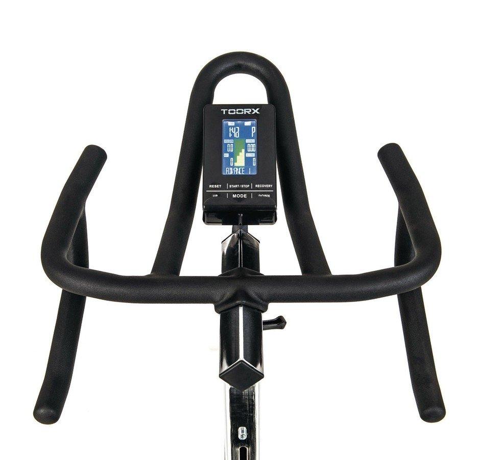 TOORX - Spinning bike Professionale con volano 24 kg e fascia cardio OMAGGIO - SRX 3500