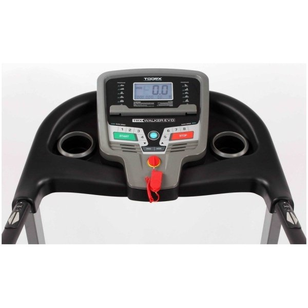 TOORX - Tapis roulant motorizzato riabilitativo TRX WALKER EVO