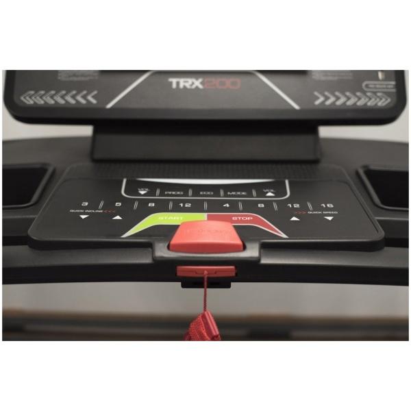 TOORX - Tapis Roulant motorizzato TRX 200 HRC + fascia cardio OMAGGIO!
