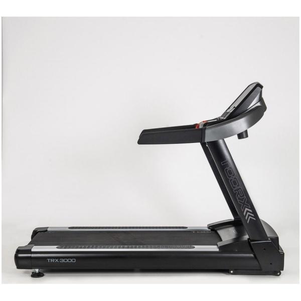 TOORX - Tapis Roulant motorizzato Professionale TRX 3000 HRC + fascia cardio OMAGGIO!