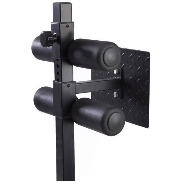 TOORX - Panca GHD lombare regolabile multiposizione Professionale WBX 300