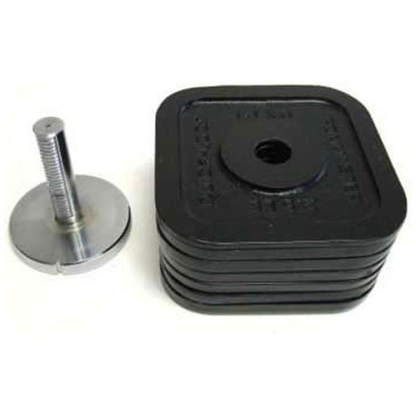 IRONMASTER - Quick load kit pesi 34 kg IM1016