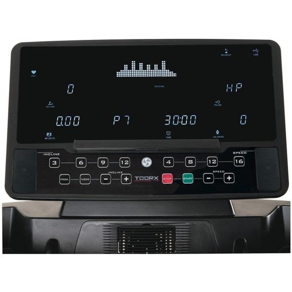TOORX - Tapis Roulant Professionale TRX 8500 HRC