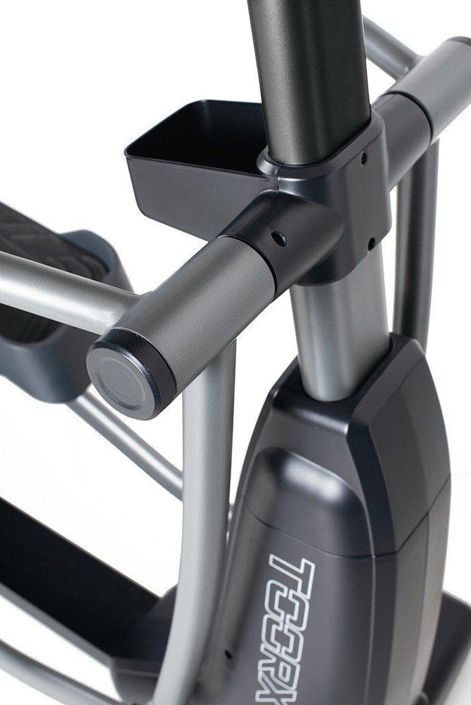 TOORX - Ellittica posteriore ergometro Professionale autoalimentato a generatore ERX 9000