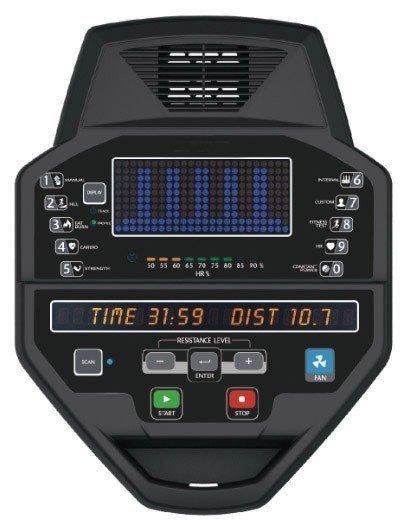 TOORX - Stepper STX-9000