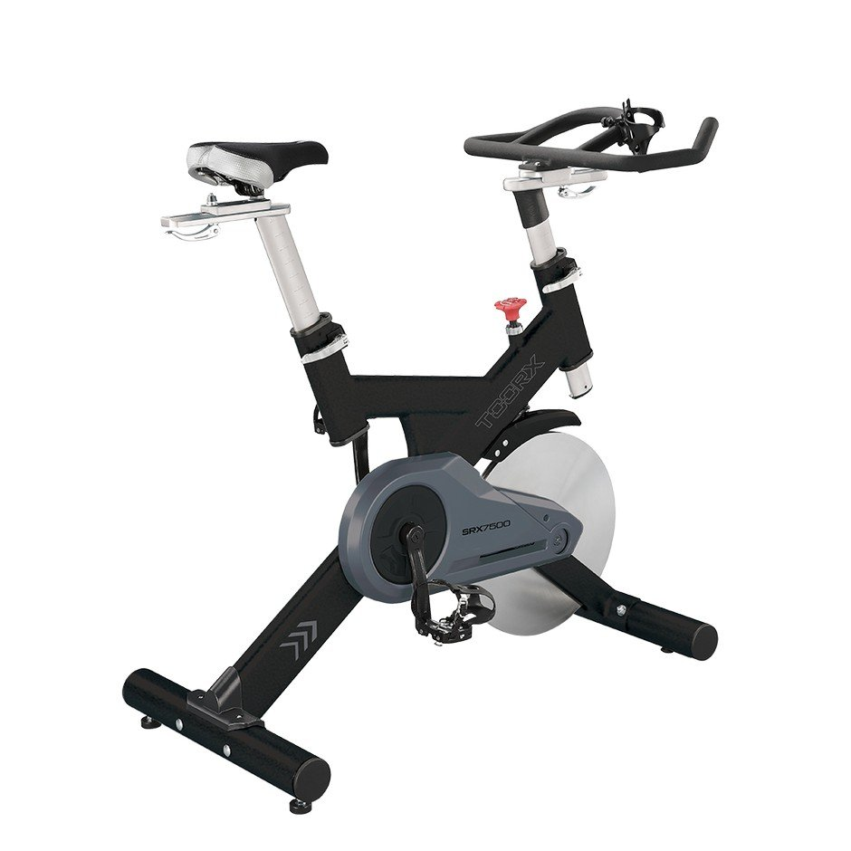 TOORX - Spinning bike Professionale con volano 24 kg - SRX 7500