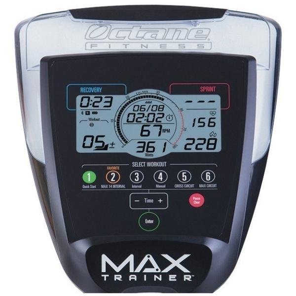 OCTANE - Air Machine stepper ad aria MAX TRAINER OCTANE
