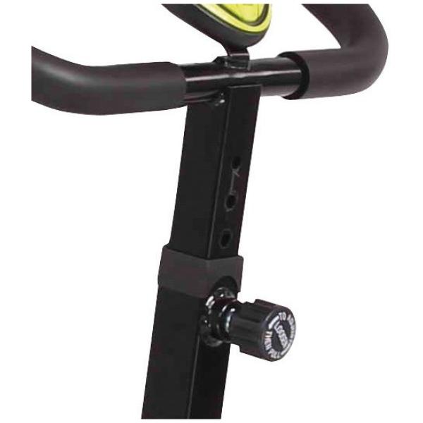 EVERFIT - Cyclette magnetica salvaspazio con accesso facilitato BFK EASY SLIM MULTIFIT volano 6kg