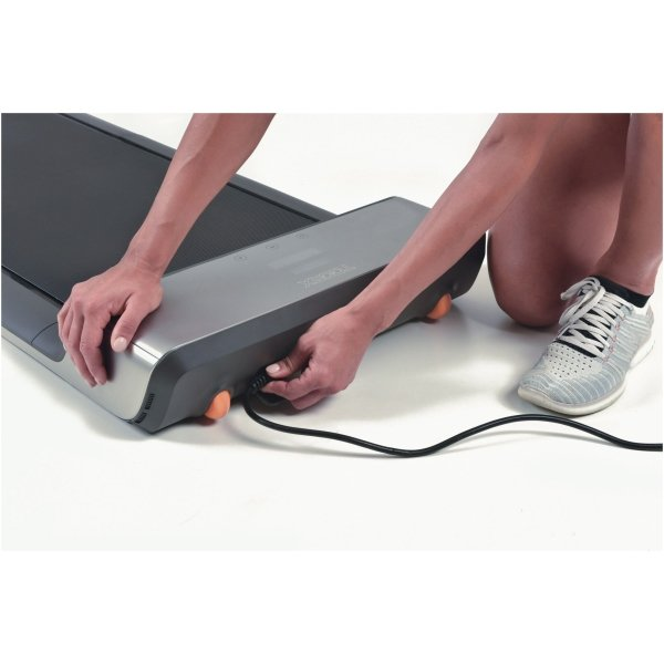 TOORX - Tapis roulant richiudibile super compatto WalkingPad con Display Mirage