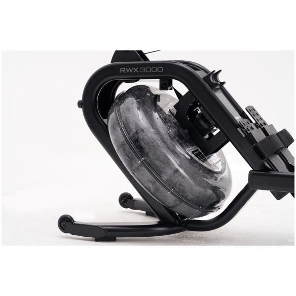 TOORX - Vogatore Professionale ad acqua a doppia corsia RWX-3000