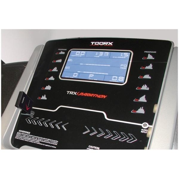 TOORX - Tapis roulant motorizzato TRX MARATHON HRC + fascia cardio OMAGGIO!