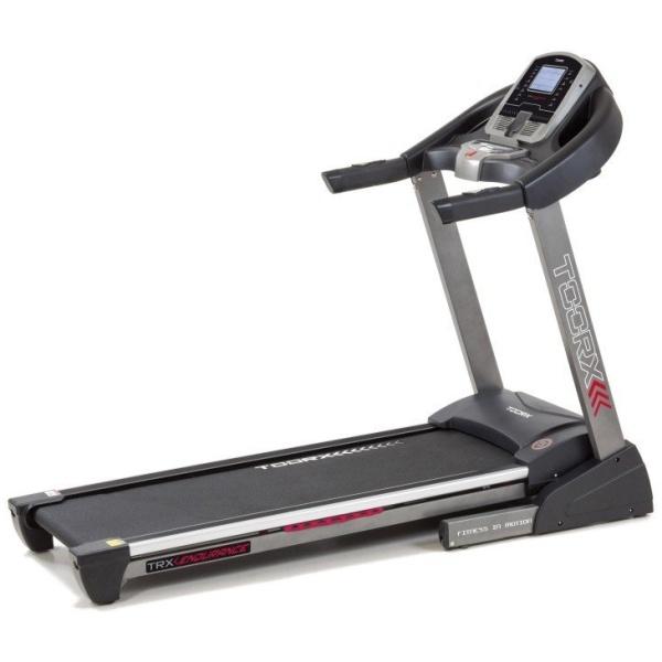 TOORX - Tapis roulant motorizzato TRX ENDURANCE HRC + fascia cardio OMAGGIO!