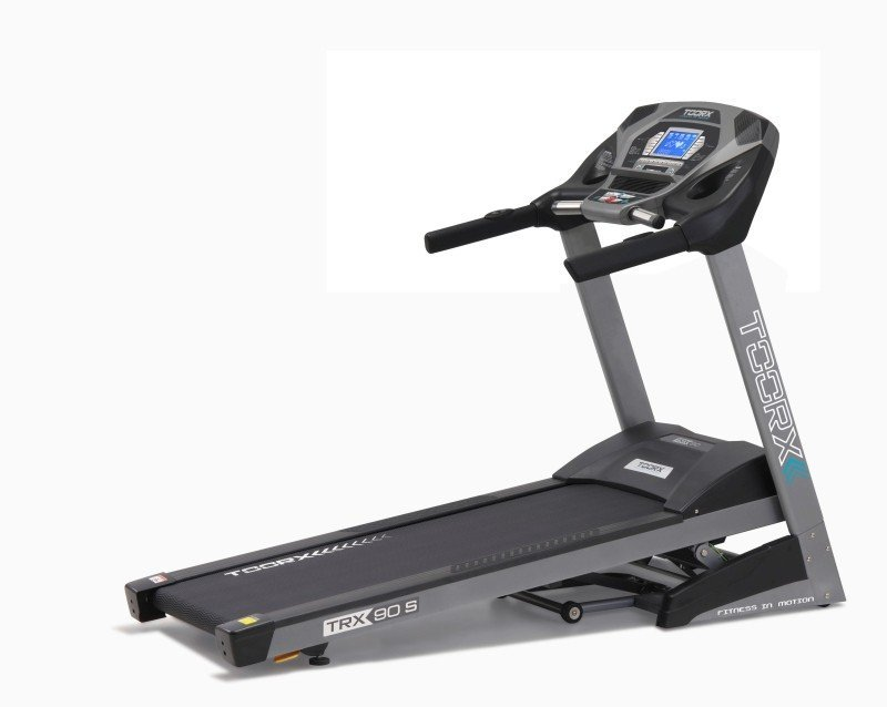 TOORX - Tapis roulant motorizzato TRX 90 S HRC + fascia cardio OMAGGIO!