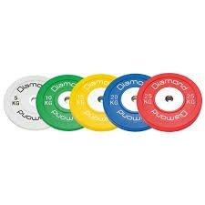 DIAMOND - Disco Bumper Competizione PRO diametro 45 foro 50 mm