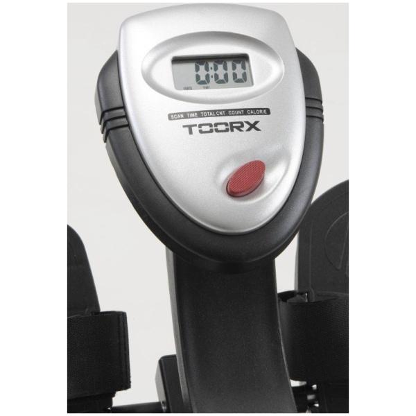 TOORX - Vogatore a remata doppia e pistone idraulico ROWER COMPACT