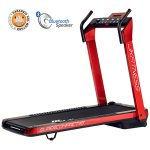 JK FITNESS - Tapis roulant JK SUPERCOMPACT 48 RED SC48 VERSIONE 2021