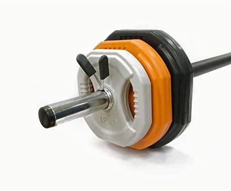 TOORX - Body pump set con kit pesi da 10 Kg BPS LIGHT