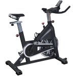 TOORX - Spinning bike con volano 22 kg e ricevitore wireless - SRX 65 EVO