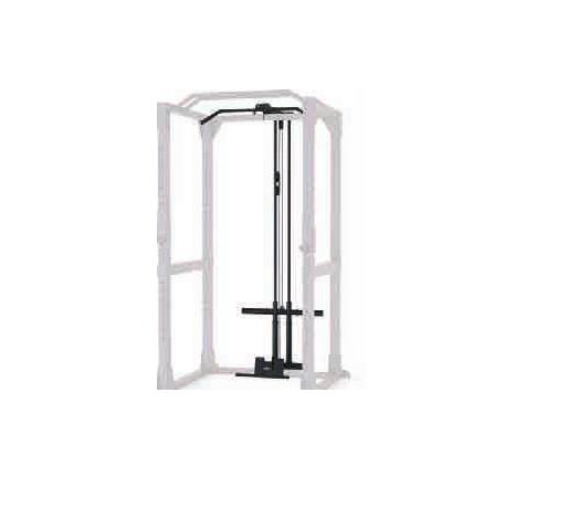 TOORX - Lat/pull-down-seated row Machine per WLX-3600