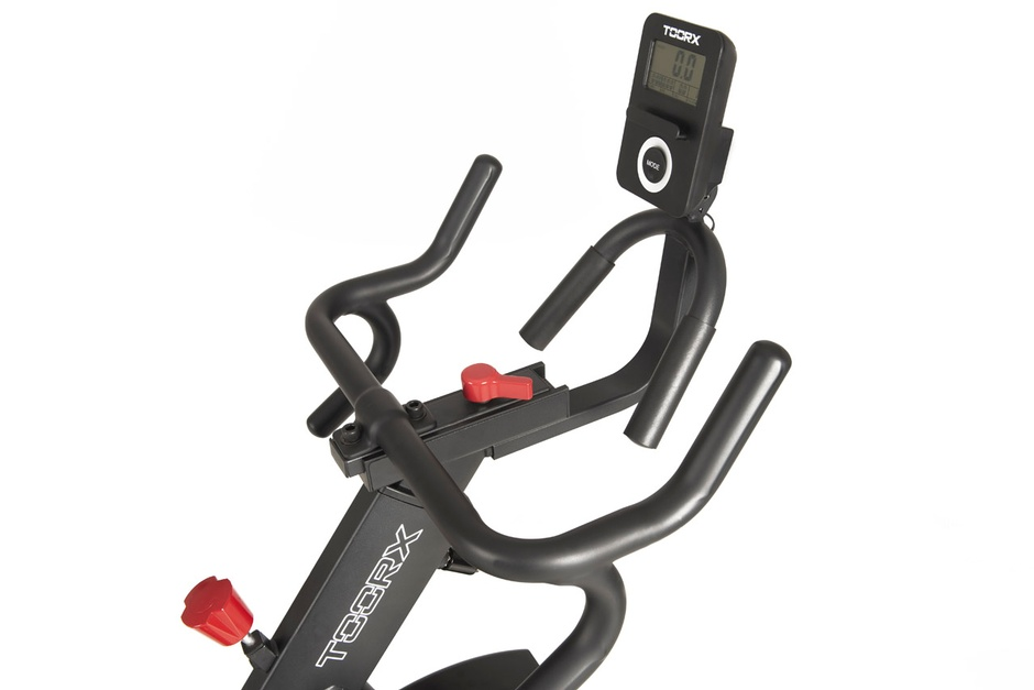 TOORX - Spinning bike magnetica con volano 20 kg e ricevitore wireless - SRX SPEED MAG