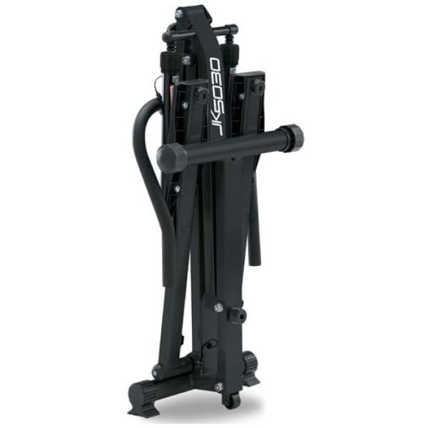 JK FITNESS - Stepper idraulico salvaspazio a doppio pistone JK 5030