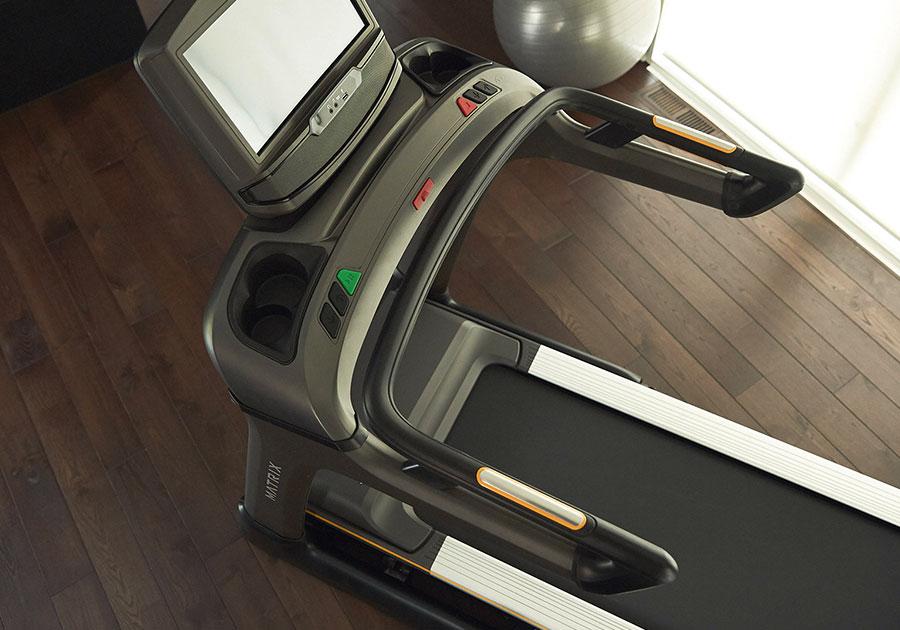 MATRIX - Tapis roulant motorizzato T70 con console XER