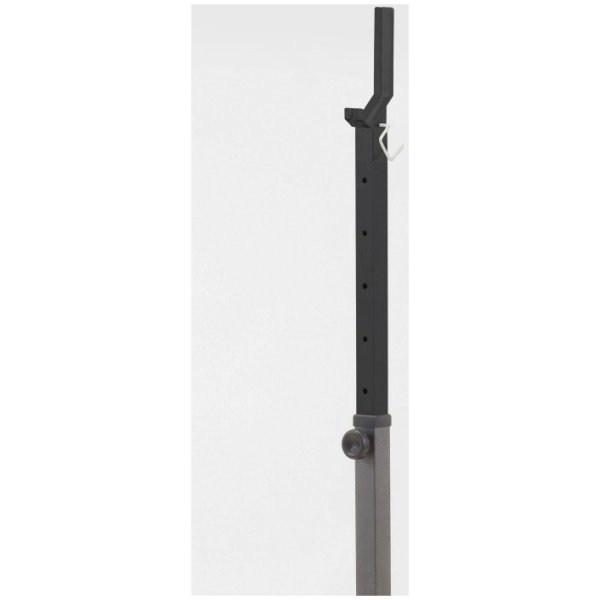 EVERFIT - Porta bilanciere regolabile con portadischi WBK 300